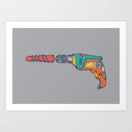Drildo Art Print