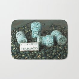 COFFEE & CORK Bath Mat
