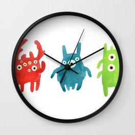 Litte creatures 1 Wall Clock