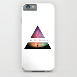I am the Echelon - 30 Seconds to Mars iPhone Case