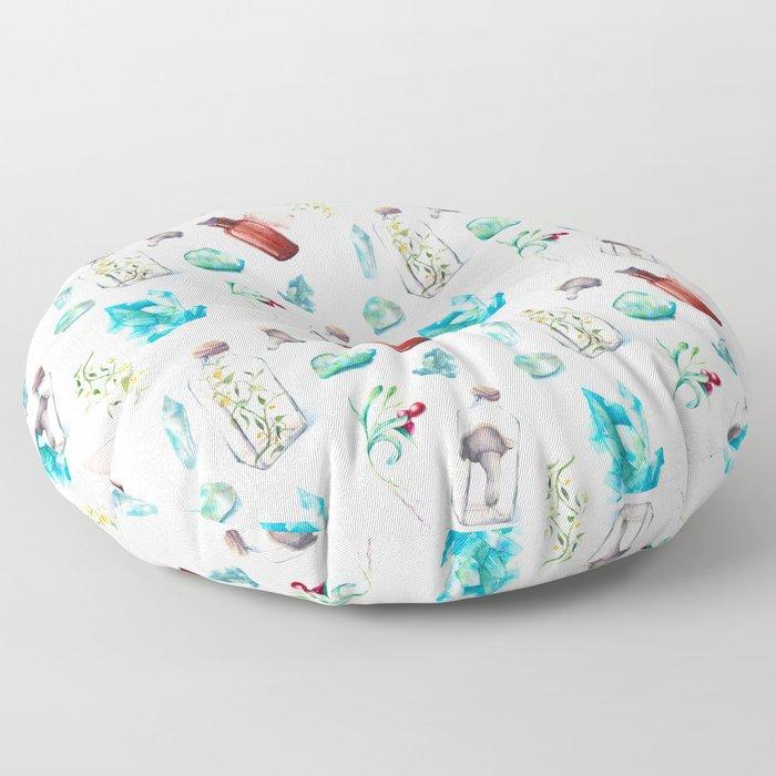 Witch's Kitchen Floor Pillow