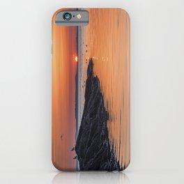 Plum Cove Sunset iPhone Case