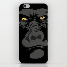 Gorila Eyes iPhone Skin