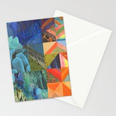 On the Rocks Stationery Cards