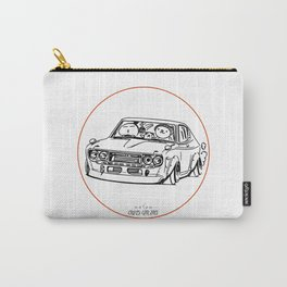 Crazy Car Art 0060 Carry-All Pouch