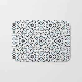 Splits Kaleidoscope Bath Mat