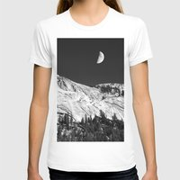 yosemite T-shirts featuring Yosemite by Claude Gariepy