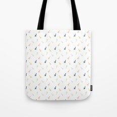 K Confetti Tote Bag