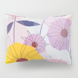 Summer Garden #society6 #decor #buyart Pillow Sham