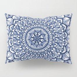 Sand Dollar-Navy Pillow Sham