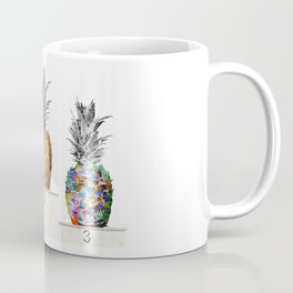 Top Pineapple 01 Coffee Mug