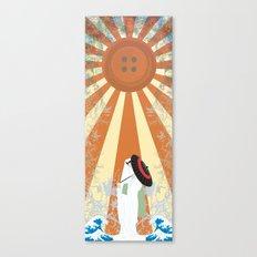 Koumbi Canvas Print