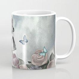 Alice In Wonderland Magical Garden Coffee Mug