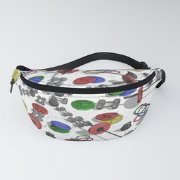 Weighted Array Fanny Pack