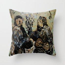 Romancing Throw Pillow