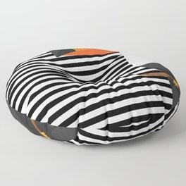 TOUCAN tropical toucans Floor Pillow