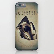 ROCKETEER! Slim Case iPhone 6s