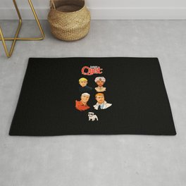 Jonny Quest - TV Shows Rug