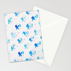 Day 001: Margot's Daily Pattern Stationery Cards