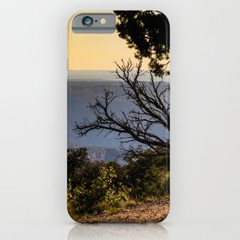 Grand Canyon Private View iPhone Case
