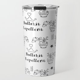 Bullshit Repellent Travel Mug