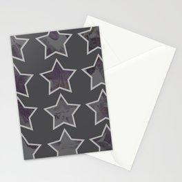 Leaf Stars Stationery Cards