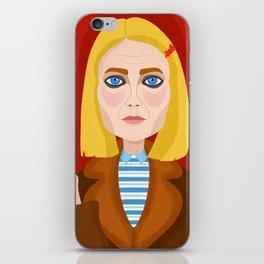 Margo Tenenbaum iPhone Skin