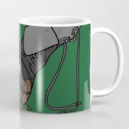 These boots Coffee Mug