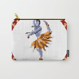 Lord of Dance - Pixel Art Carry-All Pouch