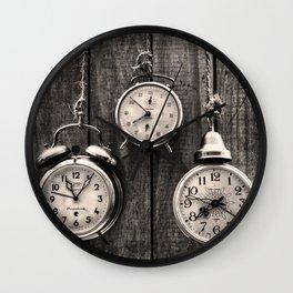 Vintage Clocks Wall Clock