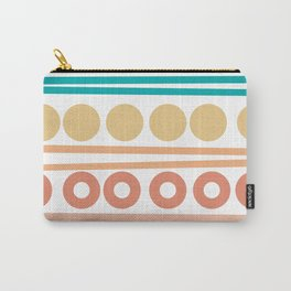 Geometric...inspired by Paul Rand Carry-All Pouch