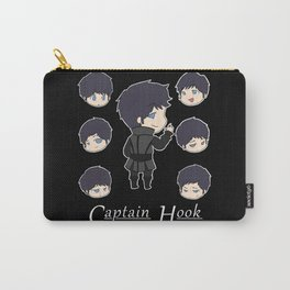 A Little Hooked Carry-All Pouch