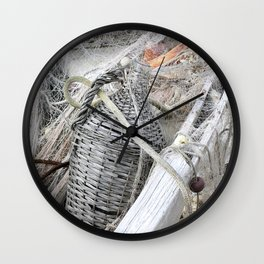 Old decanter Wall Clock