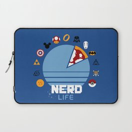 Nerd life Laptop Sleeve