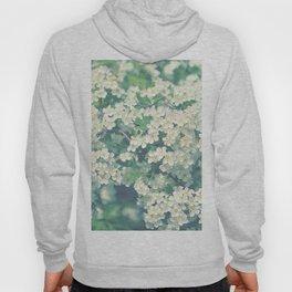 White flower dream Hoody