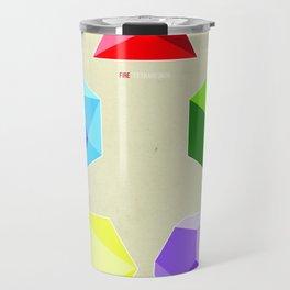 Five Elements Travel Mug