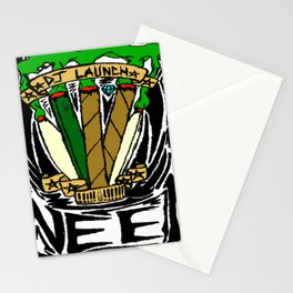 Blunts & Joints Stationery Cards