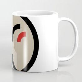 face 8 Coffee Mug