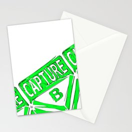 Always Capture B Stationery Cards