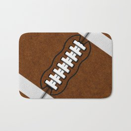 Fantasy Football Super Fan Touch Down Bath Mat
