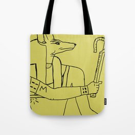 Chakal del Sol Tote Bag