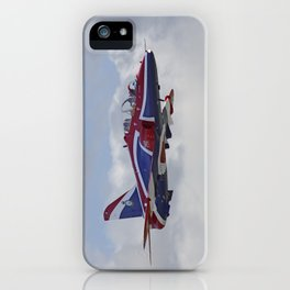 BA Hawk - Jubilee iPhone Case