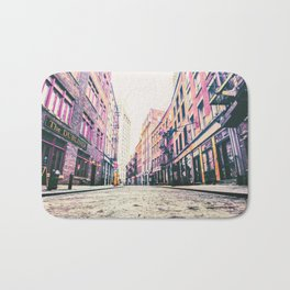 Stone Street - Financial District - New York City Bath Mat