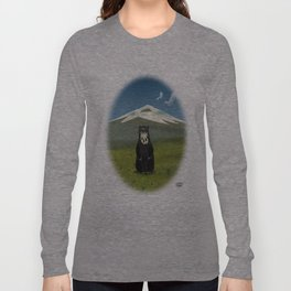 Spectacled bear Long Sleeve T-shirt