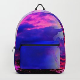 Heavenly apparition Backpack