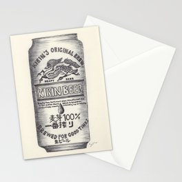 BALLPEN JAPAN 7 Stationery Cards