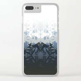 9418 Clear iPhone Case