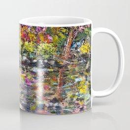Hidden Peace by Sher Nasser Artist Coffee Mug