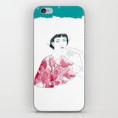 Lina iPhone Skin