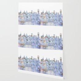 Buffalo New York Skyline Wallpaper